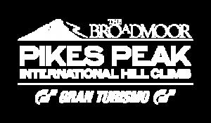 logo campeonato de montaña pikes-peak Dirt Rally