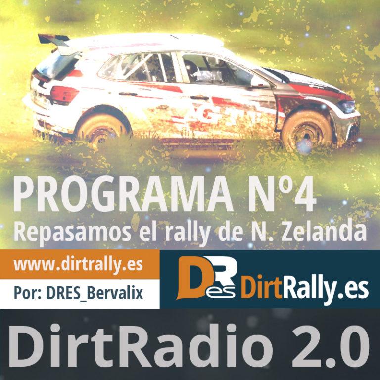 podcast dirt radio 2.0, repasamos toda la actualidad del WRC-DIRT